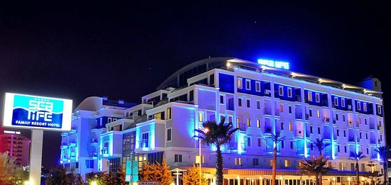 Sealife Family Resort: Otel