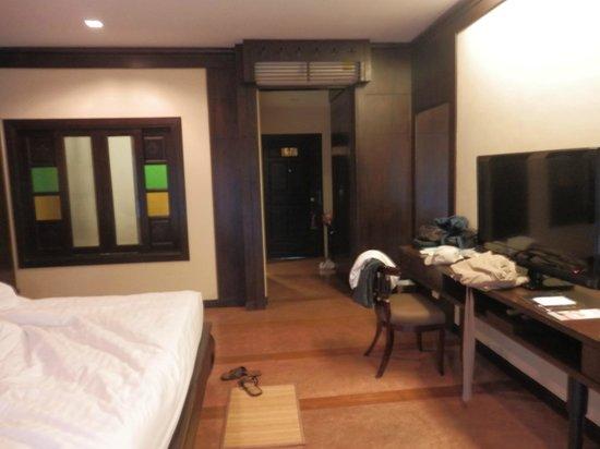 The Rim Resort: chambre