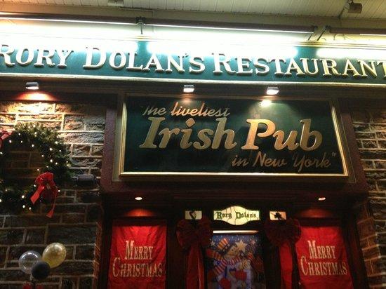 Rory Dolan's Restaurant: rory dolans