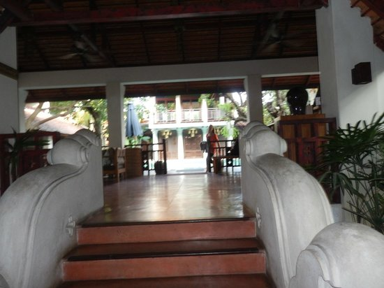 The Rim Resort: hôtel