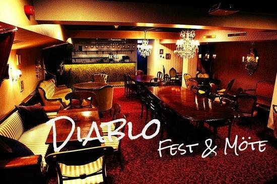BEST WESTERN Hotel Linkoping: Diablo