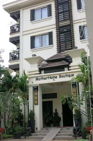 MotherHome Boutique Hotel