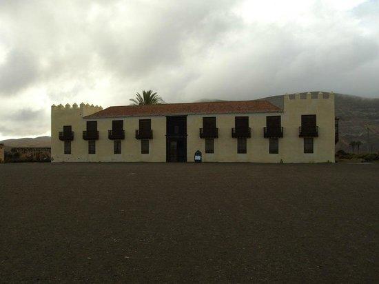 Casa de los Coroneles: vista dall'esterno