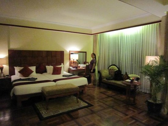 Sokha Angkor Resort: Bed