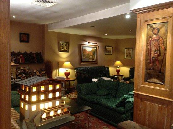 Hotel Cosy: Cosy Corner