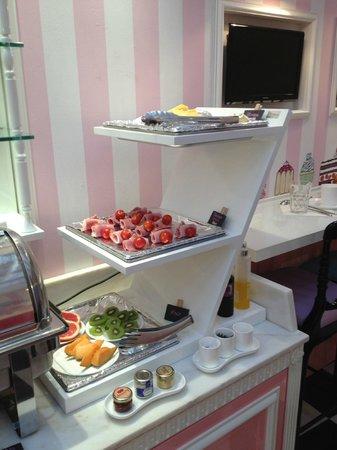 Hotel Vice Versa : Breakfast Room