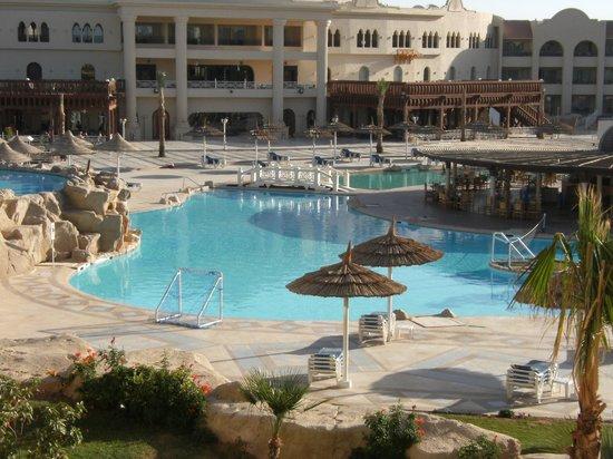 Tirana Aqua Park Resort : room view
