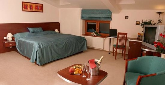 Hotel Palace: DeLuxe Room