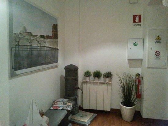 """A Casa di Jacopo : L'ingresso col il """"nasone"""""""