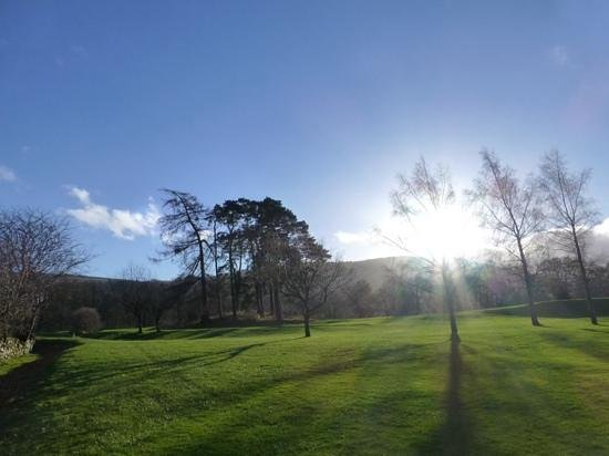 Mains of Taymouth Golf Course: Just magical!