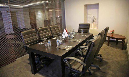 Dedepark Hotel: BUSINESS CENTER