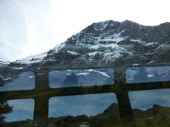 Grand Hotel Regina Grindelwald: bachalp
