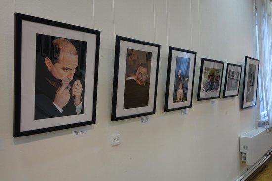 Yekaterinburg Museum of Fine Arts : На фотовыставке Иконы 90-х