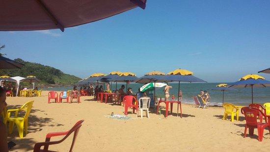 Piuma, ES: Praia do Pau Grande