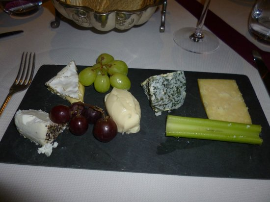 Summer Lodge : Cheese (27 to choose from)