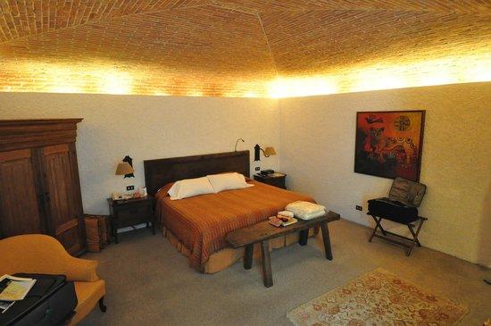 Hotel Museo Spa Casa Santo Domingo: Habitación.
