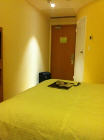 Ibis Nashik : The Room