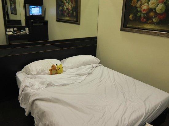 โรงแรม 81 โคแวน: The Spartan Room