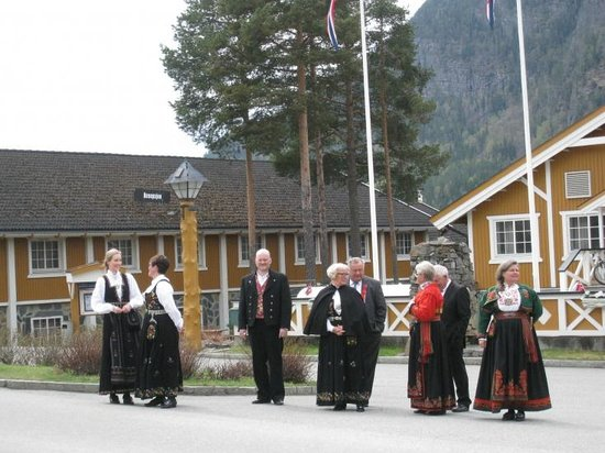 Hafjell Hotel & Apartments: National day in Norway