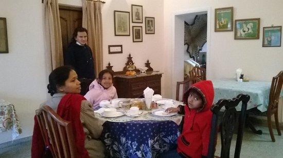 Rawla Rawatstar: Dinning Hall