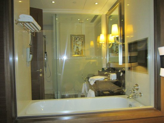 Sofitel Macau At Ponte 16: Bathroom