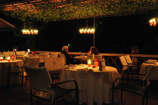 Casa Palopo: Restaurante