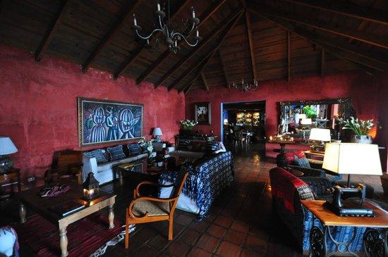 Casa Palopo: Sala