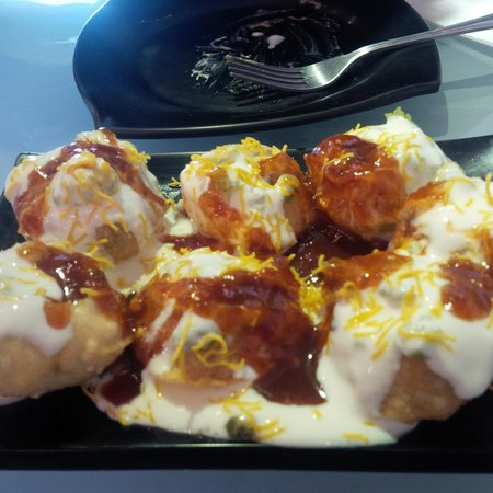 WTF - What Tasty Food: Dahi Puri