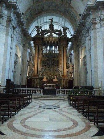 Igreja da Sao Vicente de Fora: le choeur