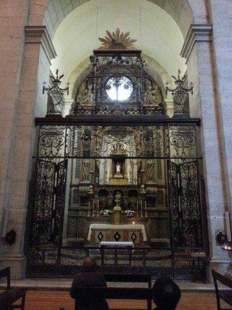 Igreja da Sao Vicente de Fora: chapelle latérale