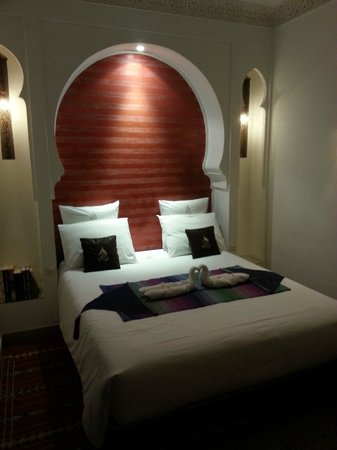 Riad Charme d'Orient: Room Ayoub