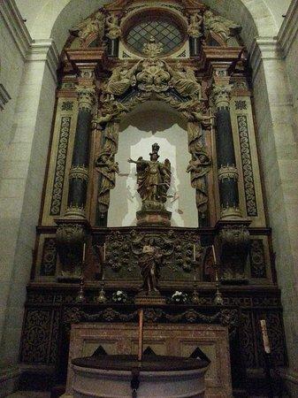 Igreja da Sao Vicente de Fora: autre chapelle