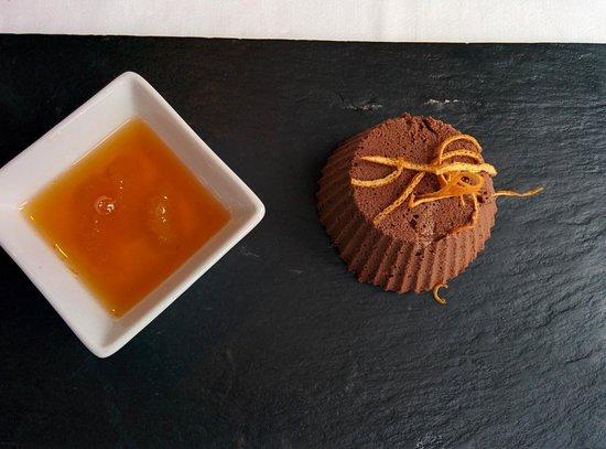 Restaurante Traca: dessert