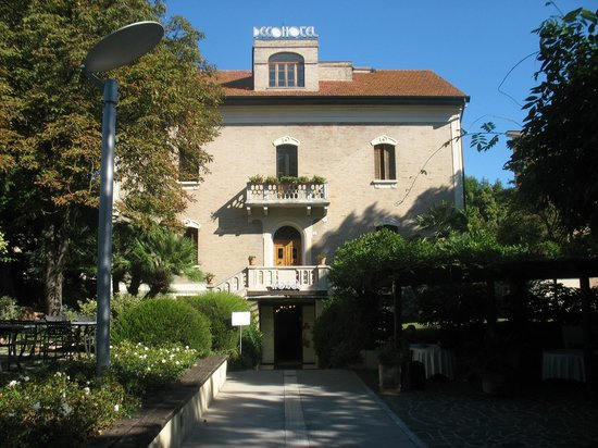 DecoHotel: entrata hotel