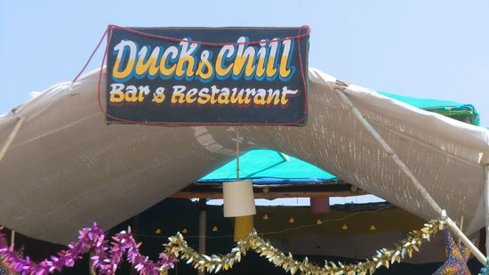 Duck & Chill Bar Restaurant & Beach Huts