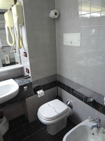 Maxim Hotel: ванная