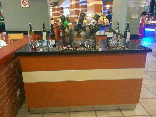 Limak Arcadia Golf & Sport Resort: Вино