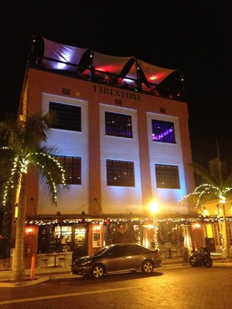 The firestone fort myers
