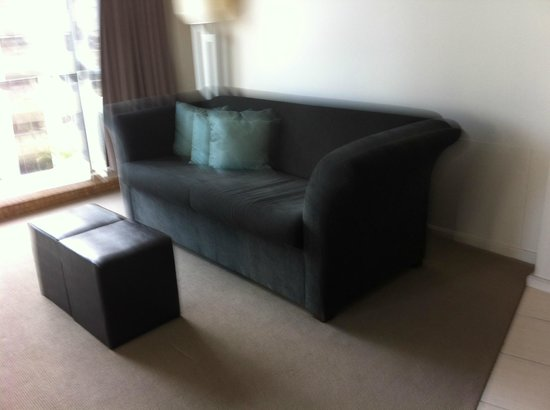 Moorings on Cavill Avenue : Our Living room