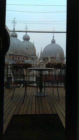 Hotel Concordia : Suite: Terrase