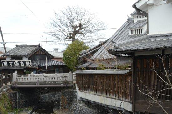 Shimmachi Street: 焼き餅屋