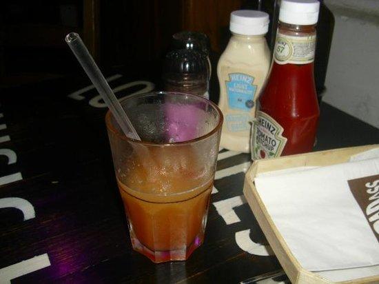 Badass Cafe: Bahamas mama 2