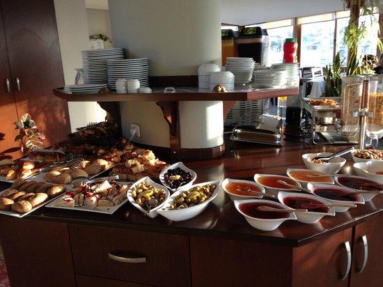 Artefes Hotel Istanbul : colazione super