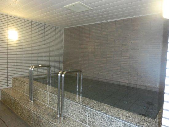 Super Hotel Inn Sendai Kokubuncho : 大浴場
