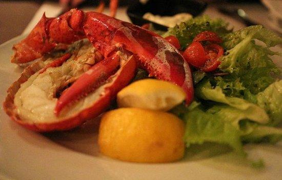 Gasten & Galionen : Half Lobster