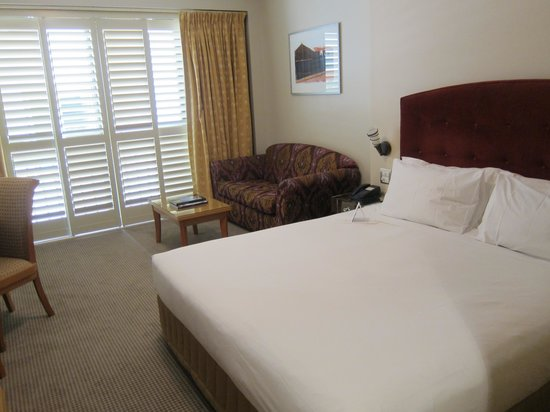 The Playford - MGallery by Sofitel: Wonderful clean room