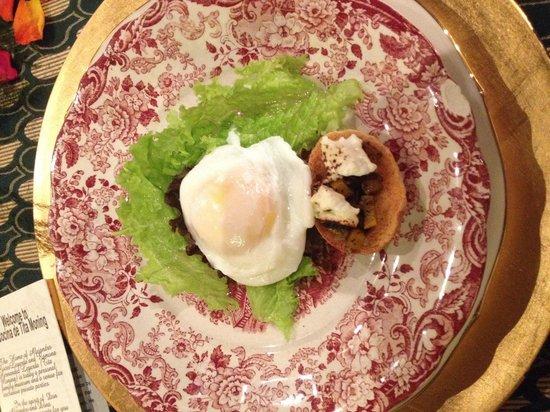 La Cocina de Tita Moning: Salad of the tita monings