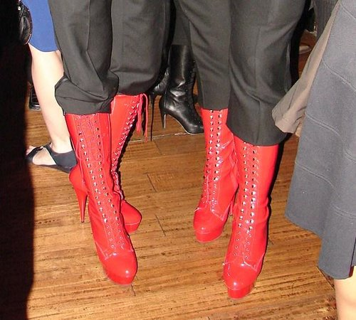 Kinky Boots on Broadway: Wear your own KINKY BOOTS