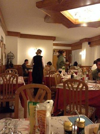 Hotel Bertoldi: sala ristoro