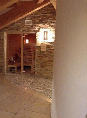 Hotel Bertoldi: wellness